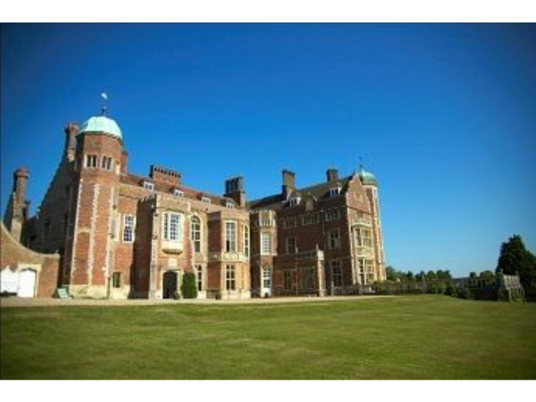 The Madingley Hall Cambridge Wedding Fair