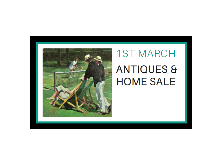 Antiques and Home Sale
