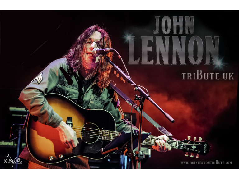 John Lennon Tribute UK  - Lennon Retrospective