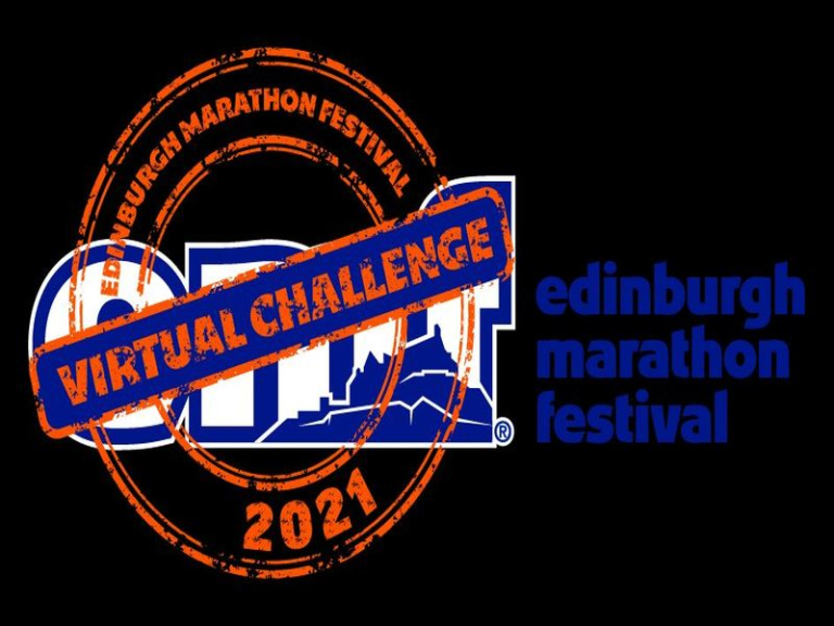 2021 Virtual Edinburgh Half Marathon