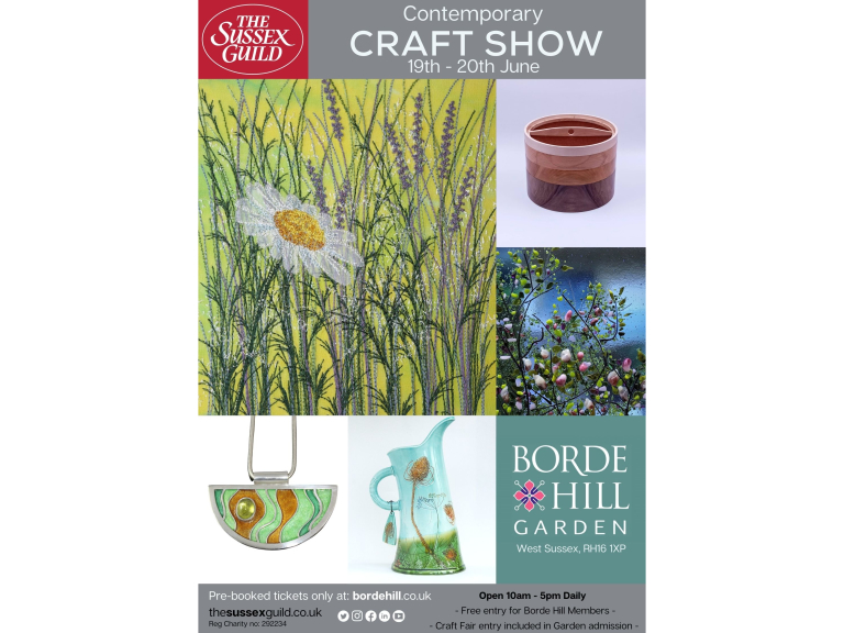 Borde Hill Garden Contemporary Craft Show