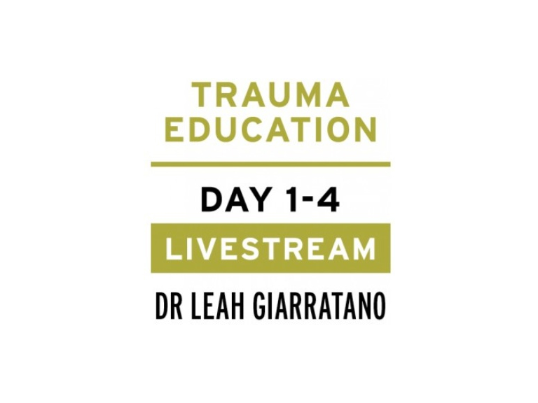 Practical trauma informed interventions with Dr Leah Giarratano on 22-23 & 29-30 Sep 2022 UK-Cardiff