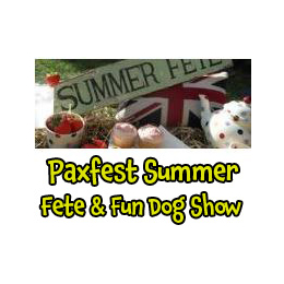 Paxfest & Fun Dog  Show 2020- CANCELLED