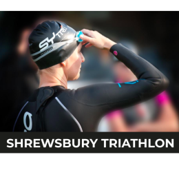 Shrewsbury Triathlon and Quadrathlon 2020