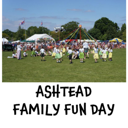 Ashtead Village Day organised by the Rotary Club of Ashtead @ashteadvillage