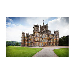 A Day at Downton Abbey, Highclere Castle & Gardens with Lichfield Garden Centre