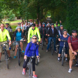 GUERNSEY BICYCLE GROUP EVENING CYCLING FOR EVERYONE