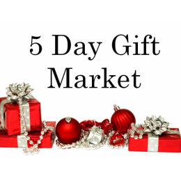5 Day Gift Market At Bourne Hall Ewell - ready for Christmas