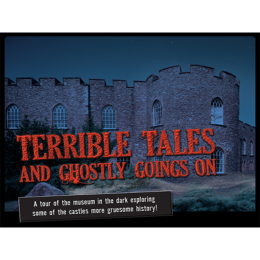 Terrible Tales and Ghostly Goings On