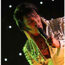 The Summer Ball with Gordon Hendricks 'Elvis Show'