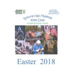 Easter Events at Bourne Hall Museum Kids Club #Epsom #Ewell
