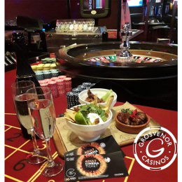 FIZZ FILM FRIDAY! @ Grosvenor Casinos - Walsall