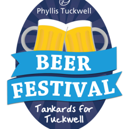 Phyllis Tuckwell's Beer Festival - Tankards for Tuckwell