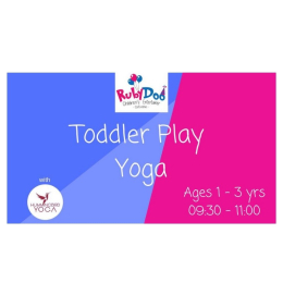 Baby Play Yoga and Toddler Play Yoga with Ruby Doo