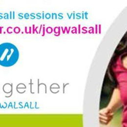 Jog Walsall Couch to 5k at Walsall Arboretum. Friday 1pm. Sept-Dec 2018. 12 weeks