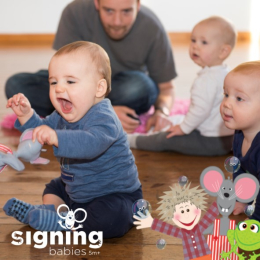 The Signing Company - Signing Babies, Toddlers & Talkers