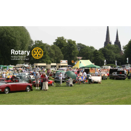 Rotary Cars in the Park - 2021