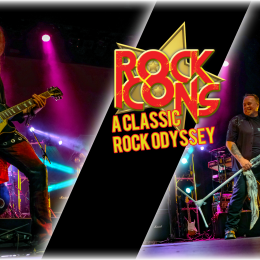 Rock Icons UK Tour - The Forum