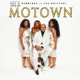 Hits of Motown feat. Roy G Hemmings