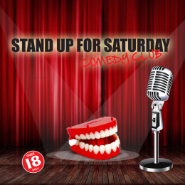 Stand Up For Saturday Comedy Club