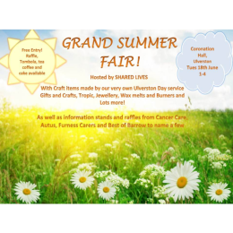 Shared Lives' Summer Fair