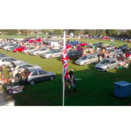 The West Mid Showground Car Boot Sales in Shrewsbury