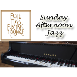 Sunday Afternoon Live Jazz Piano with Mike Goodlet