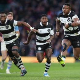 Barbarians vs Fiji