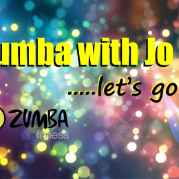 Zumba with Jo - Lets Go