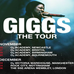 Giggs: The Tour
