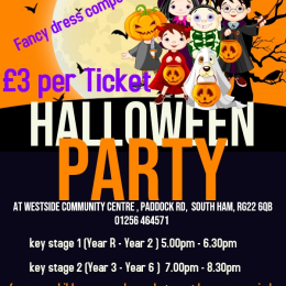 Children's Halloween Disco