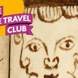 Time Travel Club: doodles and daydreams