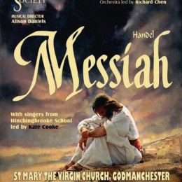 St Ives Choral Society - Handel's Messiah