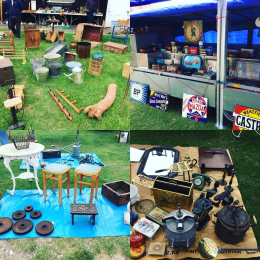 Shrewsbury Flea - Antique & Collectors Fair