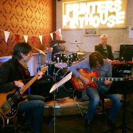 Top Quality Live Music Free at Printers Playhouse!