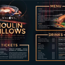 Moulin Willows Christmas Extravaganza at The Willows