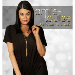 Amie Louise Vocalist at Calderfields Golf Club
