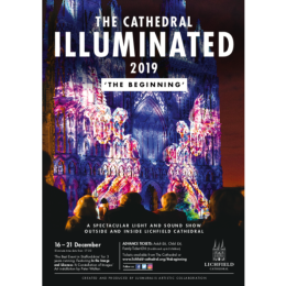 Cathedral Illuminated 2019 : The Beginning