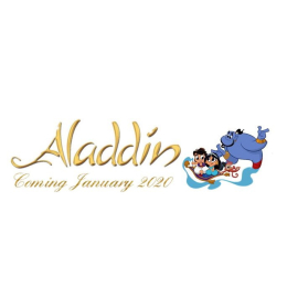 Aladdin with the Pilgrim Pantomime Company in #Banstead #Pantomime