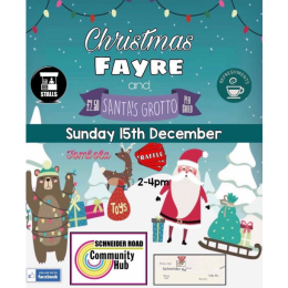 Christmas Fayre and Santa's Grotto