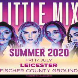 Little Mix - Summer 2020 - Leicester