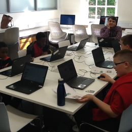 Harpenden Library Code Club