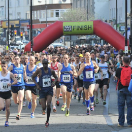 The Hastings Runners 5 Mile Race
