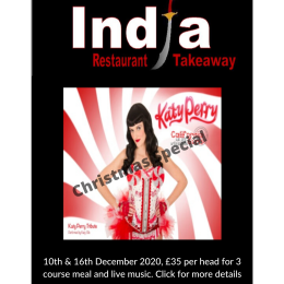 Live at India Presents.. A Tribute to Katy Perry