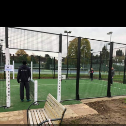 PADEL OPEN DAY at #Epsom Tennis Club #PADELTENNIS