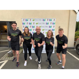 Lichfield Half Marathon - Sponsored by Four Oaks Financial Services