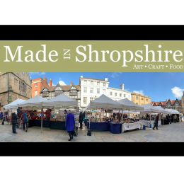 Made in Shropshire 2020 Arts and Crafts Market