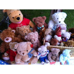 Teddy Bears Picnic at #Nonsuch Park with @SuttonEpsomNCT