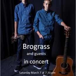 Brograss and guests in Concert