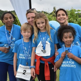 Walk for Parkinson's - Surrey Hills
